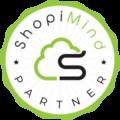 Badge niveau 1 partenariat ShopiMind